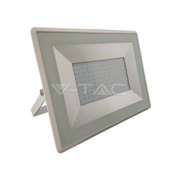 100W LED Прожектор Е-Series Бяло Тяло