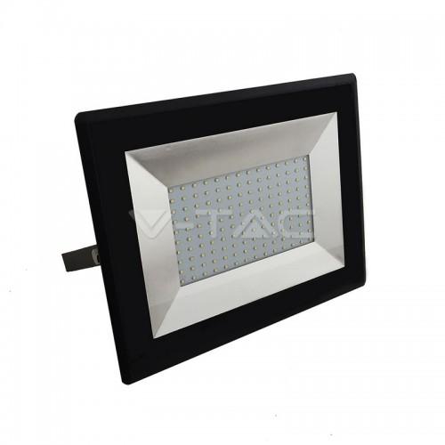 100W LED Прожектор Е-Series Черно Тяло