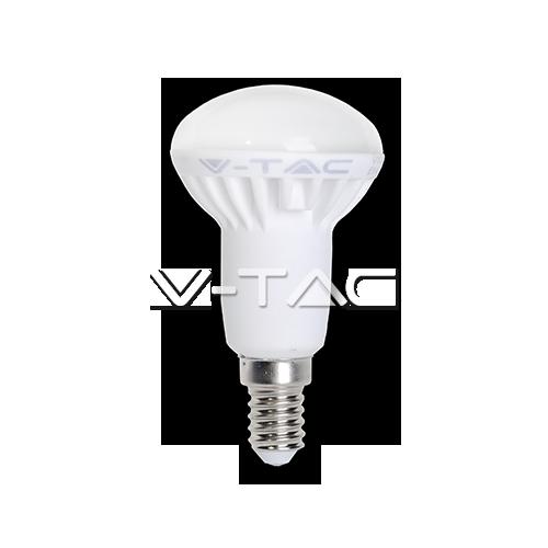 LED Крушка - 6W E14 R50