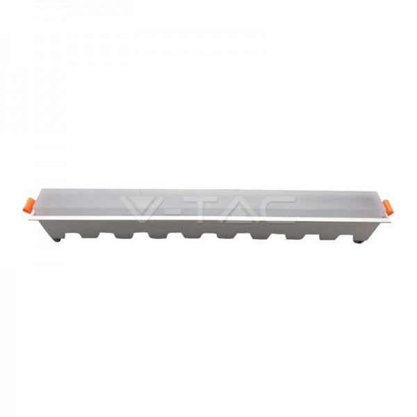 10W LED Линейно Осветление Бяло Равно