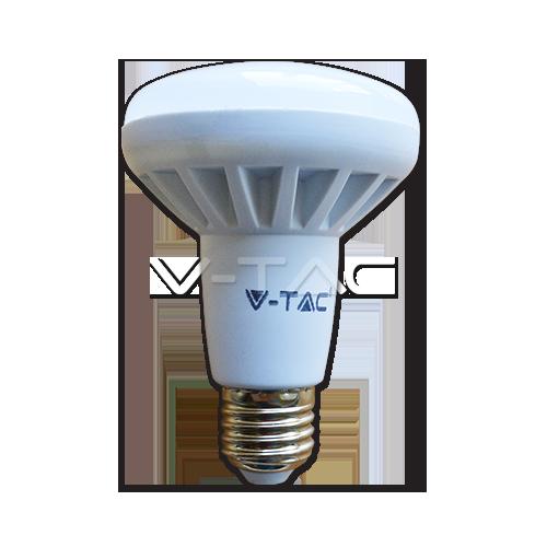 LED Крушка - 10W E27 R80