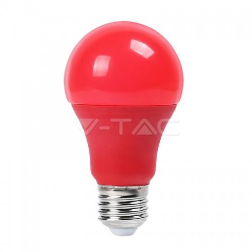 LED Крушка - 9W E27 Пластик