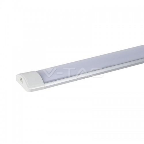 40W LED Линеен Осветител 120см.Съединяване до 5 Бр.