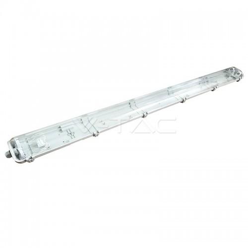 LED Влагозащитено тяло PC/PC 2x1200mm 36W