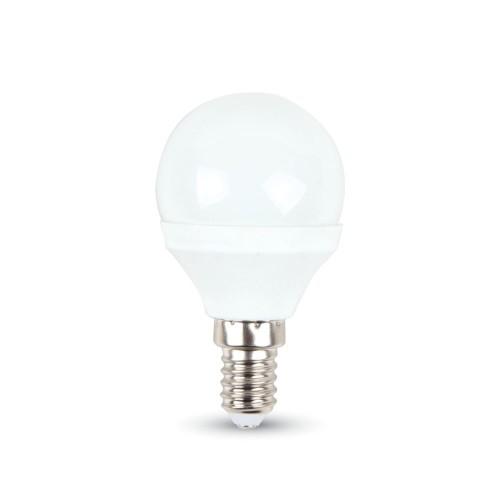 LED Крушка - 3W E27 P45