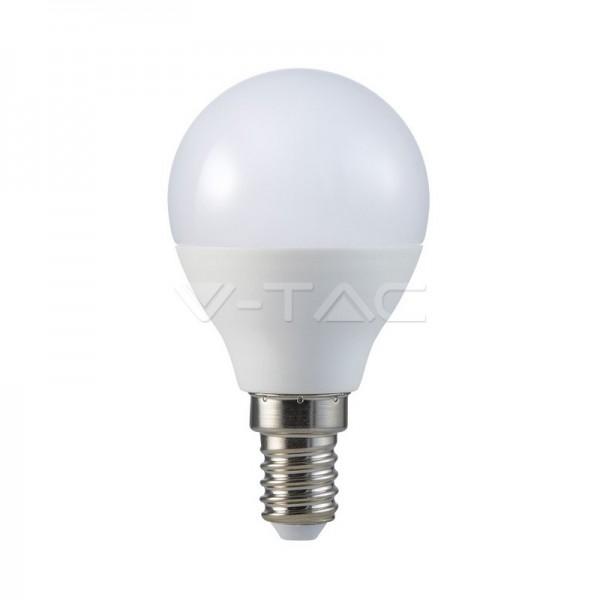 LED Крушка - 7W E14 P45
