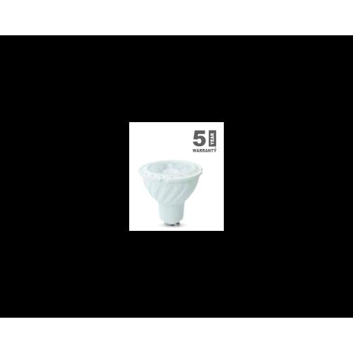 10W Крушка GU10 SMD Samsung CHIP 6400К Milky