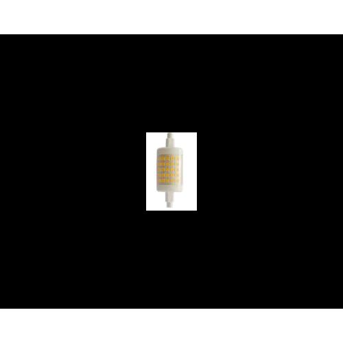 LED Крушка 7W R7S 78MM ПЛАСТИК