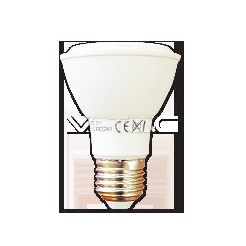 LED Крушка - 8W PAR20 E27