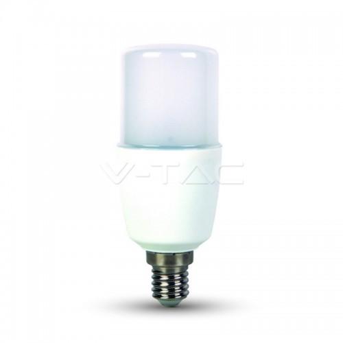 LED Крушка - 9W T37 E27 Пластик