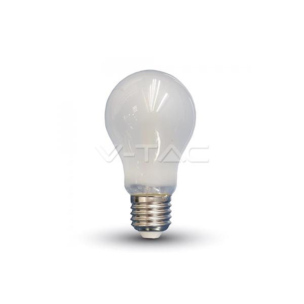 LED Крушка - 4W Filament E27 A60 Матирано Покритие