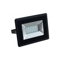 20W LED Прожектор Е-Series черно тяло