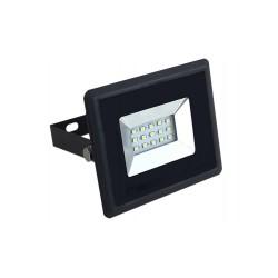 10W LED Прожектор Е-Series черно тяло