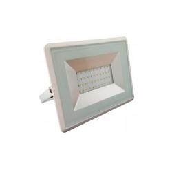 30W LED Прожектор Е-Series бяло тяло