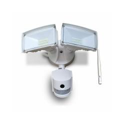 18W LED Прожектор бял-Wifi сензор камера 6000К