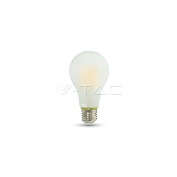LED Крушка - 8W Filament E27 A67 Матирано Покритие