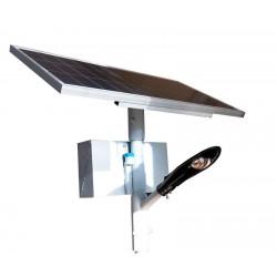 Соларен уличен LED осветител