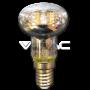 LED Крушка - 2W Filament E14 R39 Топло Бяла Светлина