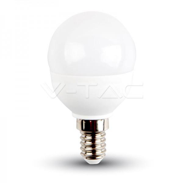 LED Крушка - 5.5W E14 P45