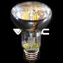 LED Крушка - 6W Filament E27 R63 Топло Бяла Светлина