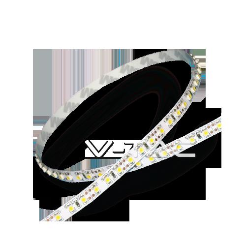 LED Лента SMD3528 - 120/1 Бяла IP65