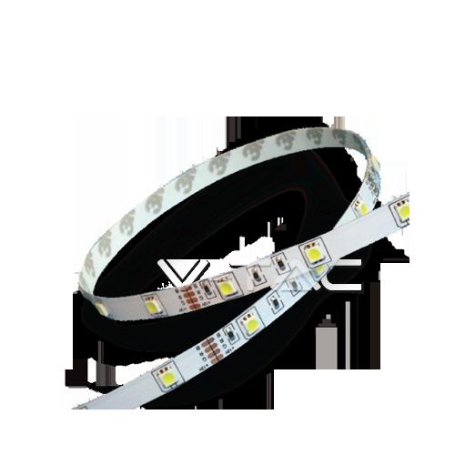 LED Лента SMD5050 - 30/1 Бяла Невлагозащитена