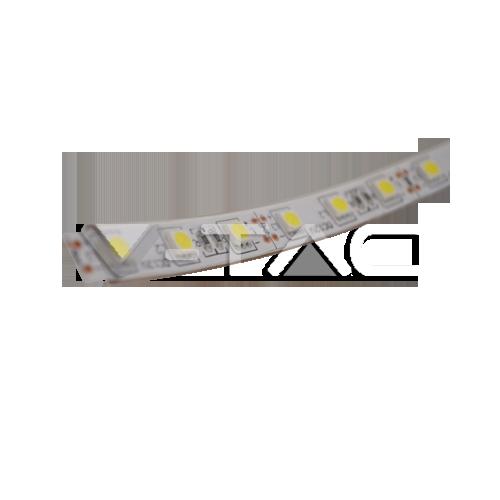 LED Лента SMD5050 - 60/1 Бяла IP65