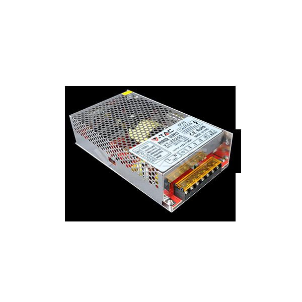 LED Захранване - 250W 12V 20A Метал