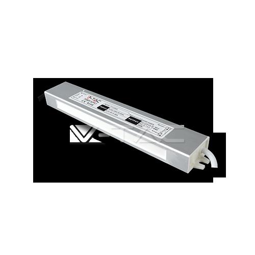 LED Захранване - 45W 12V 3,75A Метал Вододзащитено