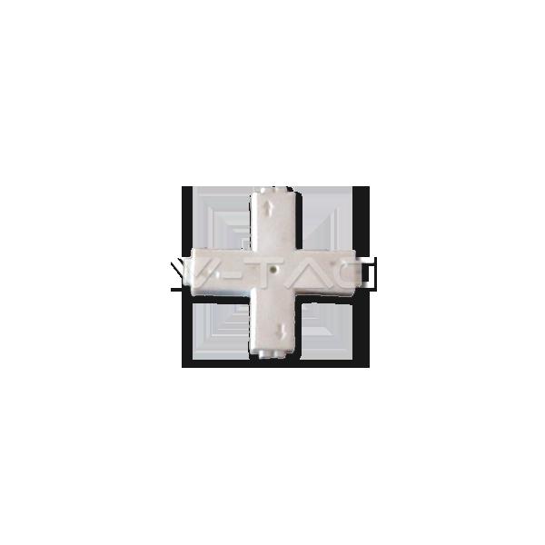 Kонектор За 3528 LED Лента Тип Кръст
