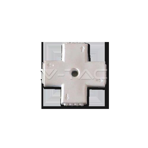 Kонектор За 5050 LED RGBЛента Тип Кръст