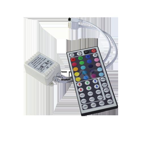Дистанционно Управление RGB 44 бутона