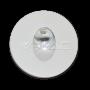 3W LED Луна За Вграждане В Стена Кръг 3000К