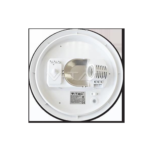 Плафониера Със Сензор E27 Microwave