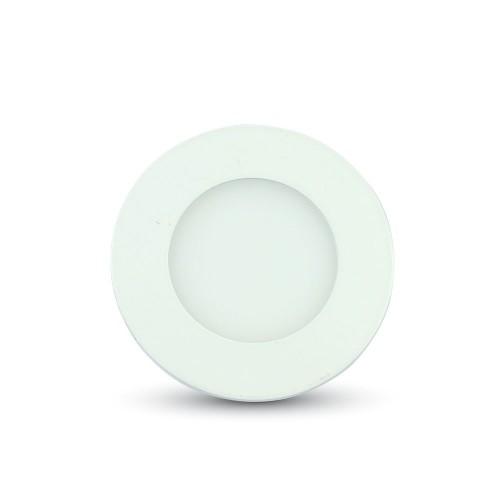 3W LED Premium Панел - Кръг