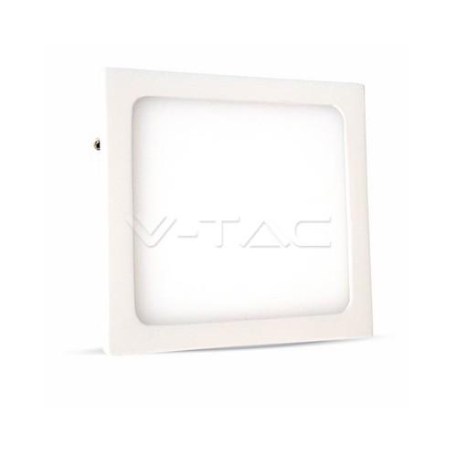 6W LED Панел Външен монтаж Premium - Квадратен Модул