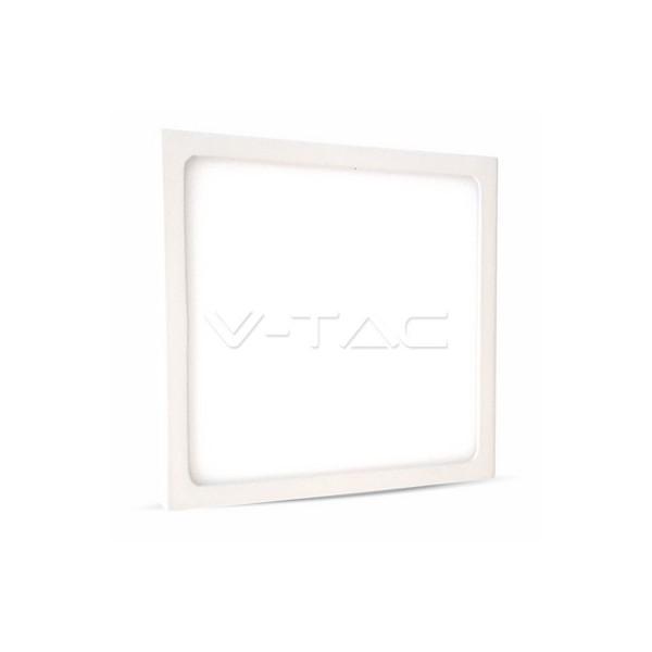 18W LED Панел Външен монтаж Premium - Квадратен Модул