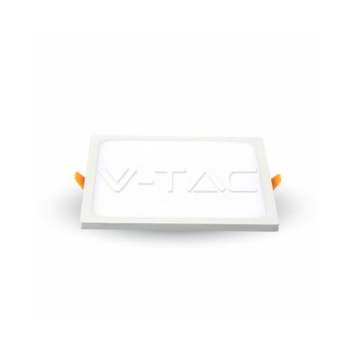 8W LED Slim Панел Квадрат