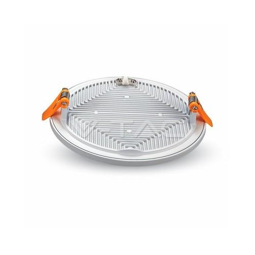 22W LED Slim Панел Кръг