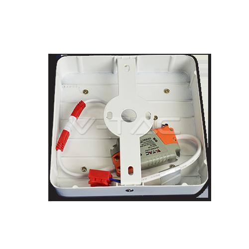 6W+2W LED Панел Външен монтаж - Квадрат Модул