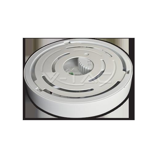 12W LED Панел Външен монтаж Premium - Кръгъл Модул