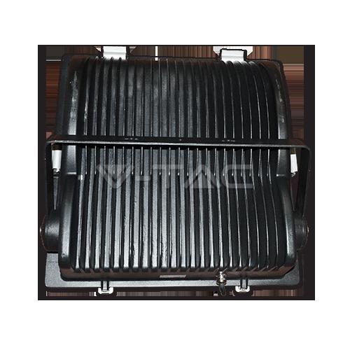 400W LED Прожектор Класик PREMIUM SMD - черно Тяло Бяла Светлина