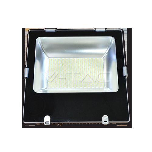 500W LED Прожектор Класик PREMIUM SMD - черно Тяло Бяла Светлина