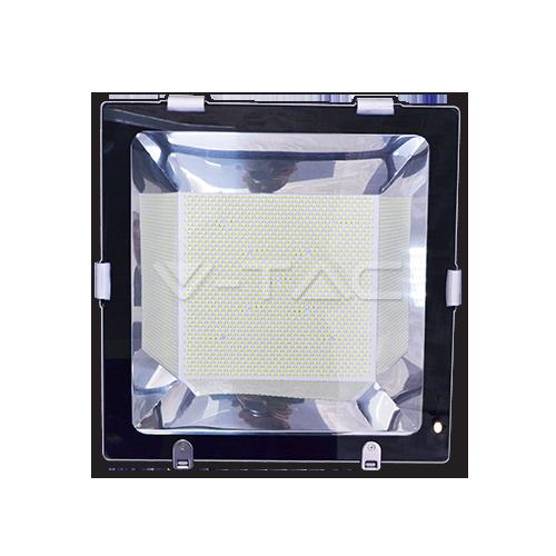 600W LED Прожектор Класик PREMIUM SMD - черно Тяло Бяла Светлина