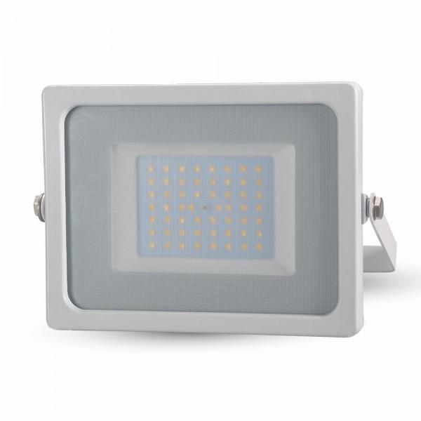 50W LED Прожектор SMD Бяло Тяло