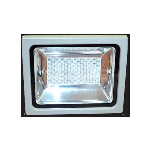 50W LED Прожектор RGB С RF Дистанционно SMD Сиво Тяло